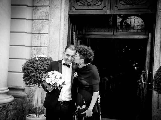Il matrimonio di Daniele e Michela a Castel Rozzone, Bergamo 25