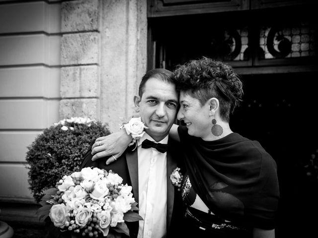 Il matrimonio di Daniele e Michela a Castel Rozzone, Bergamo 26