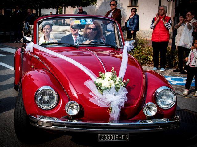 Il matrimonio di Daniele e Michela a Castel Rozzone, Bergamo 27