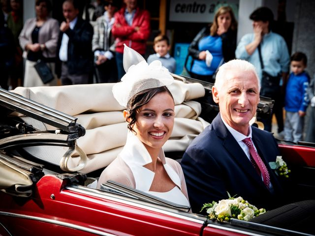 Il matrimonio di Daniele e Michela a Castel Rozzone, Bergamo 28