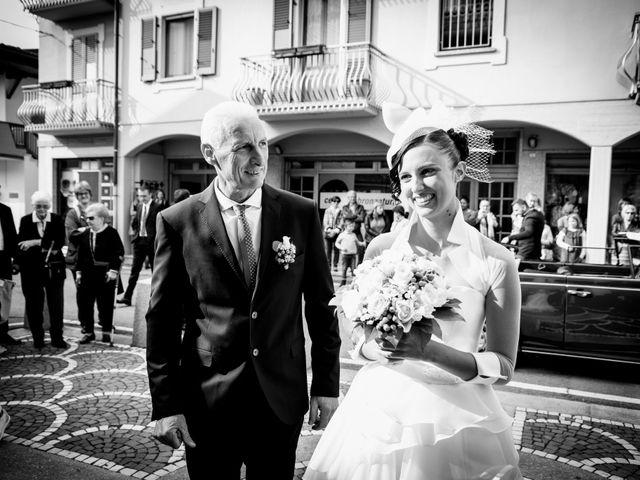 Il matrimonio di Daniele e Michela a Castel Rozzone, Bergamo 33