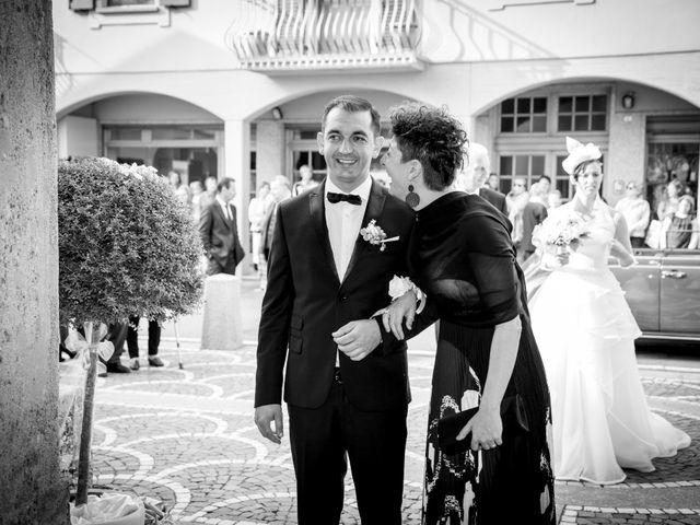 Il matrimonio di Daniele e Michela a Castel Rozzone, Bergamo 34