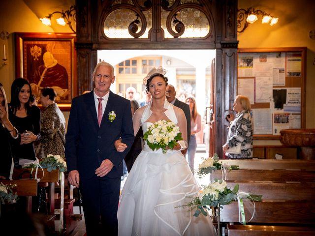 Il matrimonio di Daniele e Michela a Castel Rozzone, Bergamo 35