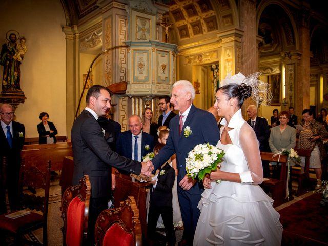 Il matrimonio di Daniele e Michela a Castel Rozzone, Bergamo 36