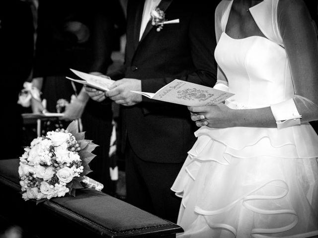 Il matrimonio di Daniele e Michela a Castel Rozzone, Bergamo 37