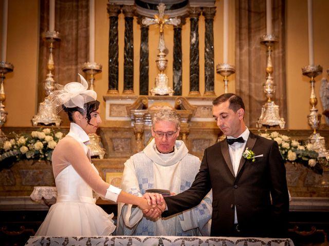 Il matrimonio di Daniele e Michela a Castel Rozzone, Bergamo 39