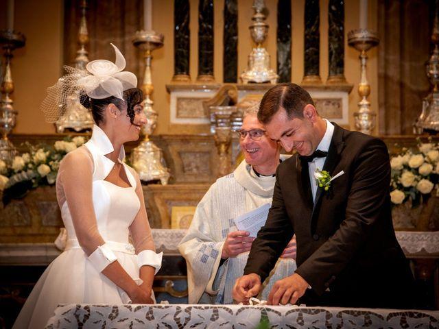 Il matrimonio di Daniele e Michela a Castel Rozzone, Bergamo 40