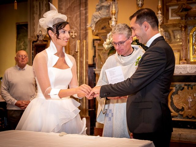 Il matrimonio di Daniele e Michela a Castel Rozzone, Bergamo 41
