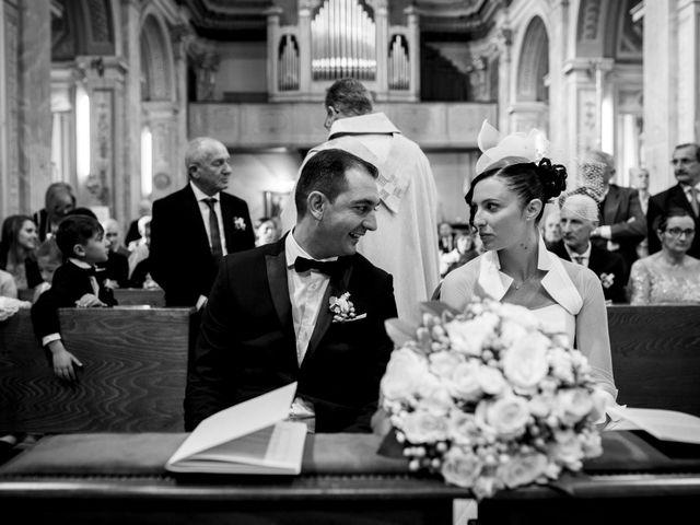 Il matrimonio di Daniele e Michela a Castel Rozzone, Bergamo 42