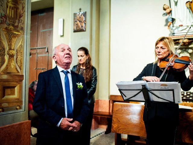 Il matrimonio di Daniele e Michela a Castel Rozzone, Bergamo 43