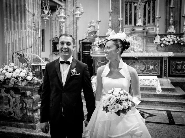 Il matrimonio di Daniele e Michela a Castel Rozzone, Bergamo 44