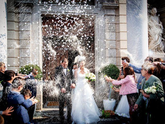 Il matrimonio di Daniele e Michela a Castel Rozzone, Bergamo 45