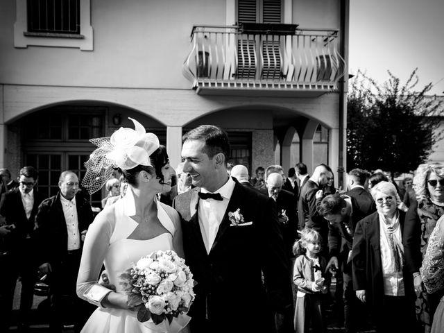 Il matrimonio di Daniele e Michela a Castel Rozzone, Bergamo 47