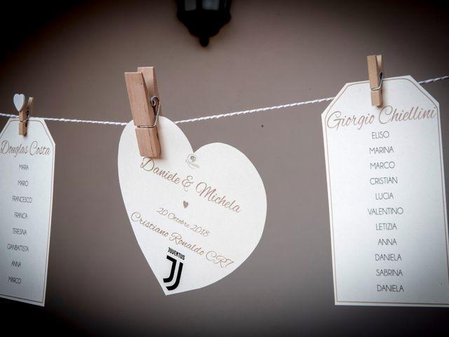 Il matrimonio di Daniele e Michela a Castel Rozzone, Bergamo 51