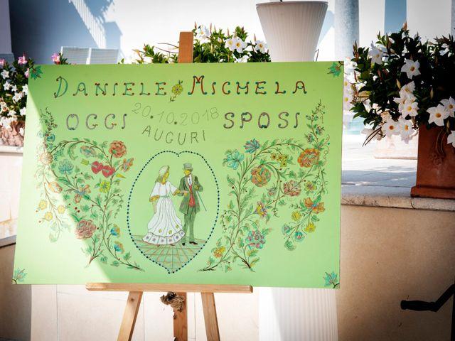Il matrimonio di Daniele e Michela a Castel Rozzone, Bergamo 53