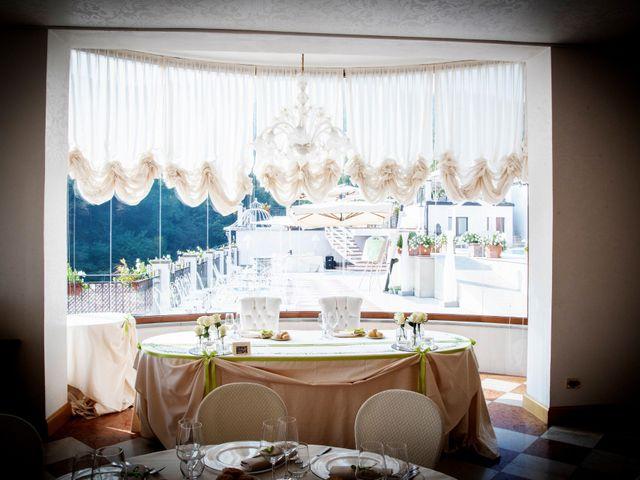 Il matrimonio di Daniele e Michela a Castel Rozzone, Bergamo 60