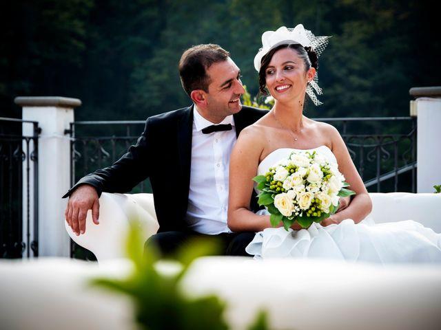 Il matrimonio di Daniele e Michela a Castel Rozzone, Bergamo 62