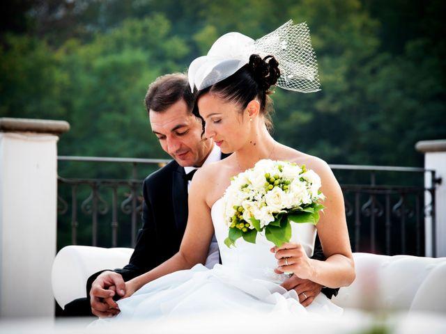 Il matrimonio di Daniele e Michela a Castel Rozzone, Bergamo 63