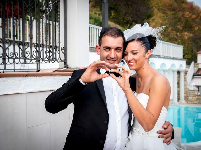 Il matrimonio di Daniele e Michela a Castel Rozzone, Bergamo 64