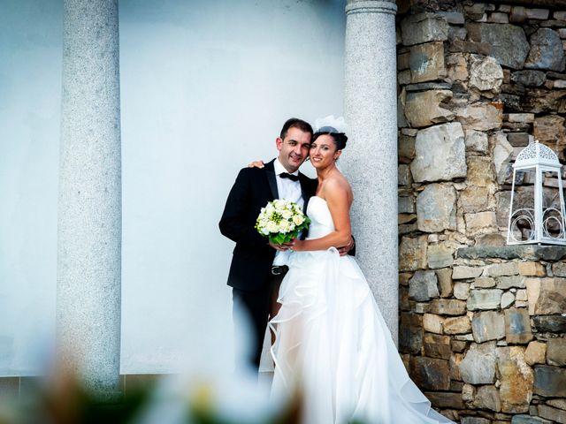 Il matrimonio di Daniele e Michela a Castel Rozzone, Bergamo 66