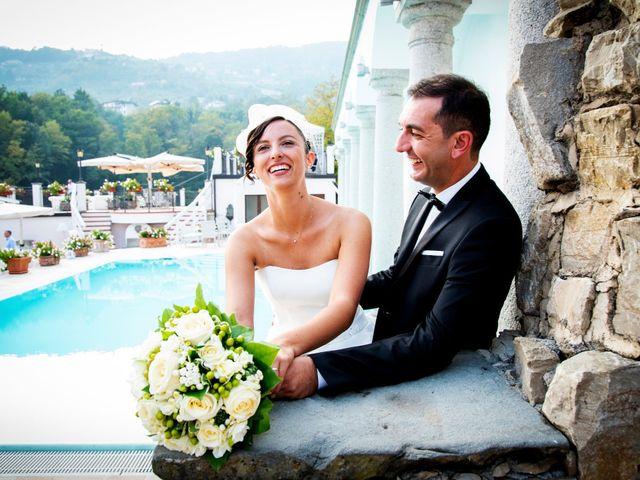 Il matrimonio di Daniele e Michela a Castel Rozzone, Bergamo 69