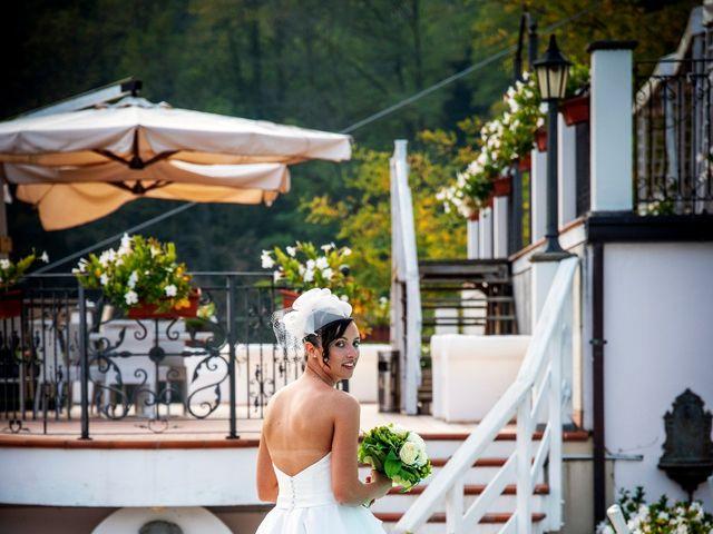 Il matrimonio di Daniele e Michela a Castel Rozzone, Bergamo 70