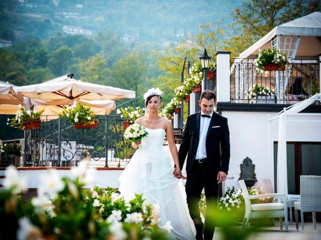 Il matrimonio di Daniele e Michela a Castel Rozzone, Bergamo 71