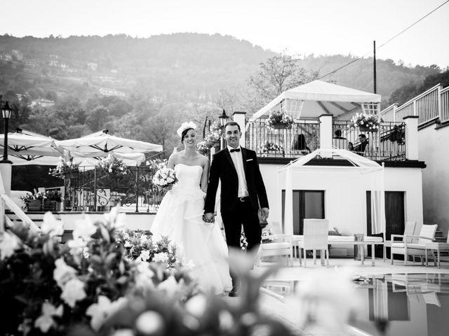 Il matrimonio di Daniele e Michela a Castel Rozzone, Bergamo 72