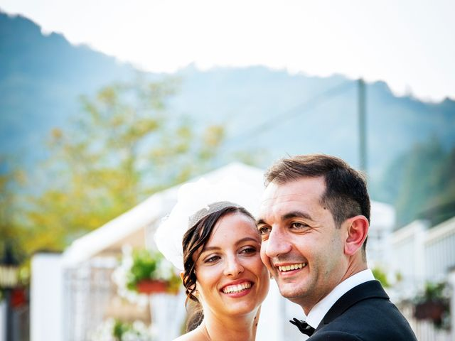 Il matrimonio di Daniele e Michela a Castel Rozzone, Bergamo 73