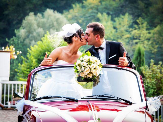 Il matrimonio di Daniele e Michela a Castel Rozzone, Bergamo 75