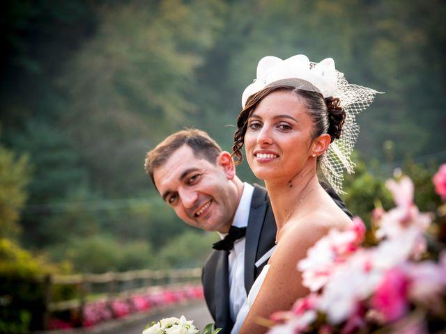 Il matrimonio di Daniele e Michela a Castel Rozzone, Bergamo 81