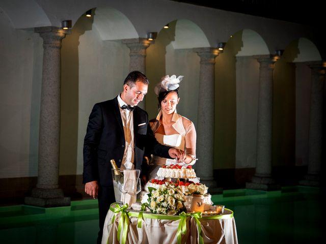 Il matrimonio di Daniele e Michela a Castel Rozzone, Bergamo 85