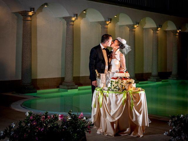 Il matrimonio di Daniele e Michela a Castel Rozzone, Bergamo 86
