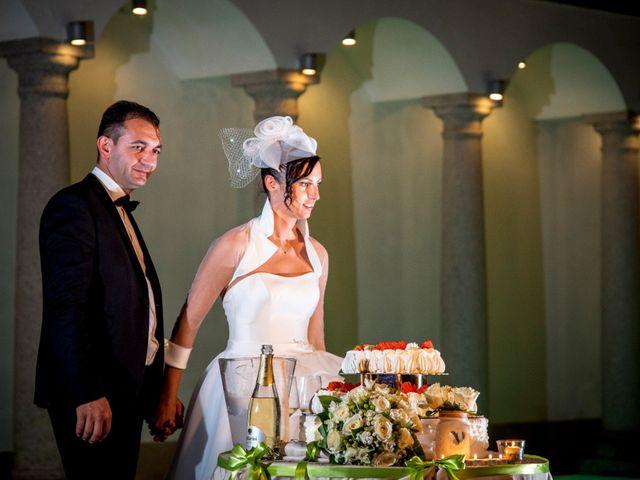 Il matrimonio di Daniele e Michela a Castel Rozzone, Bergamo 87
