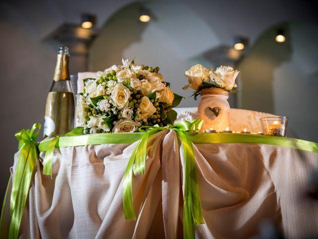Il matrimonio di Daniele e Michela a Castel Rozzone, Bergamo 88