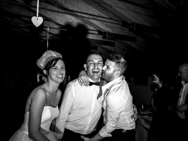 Il matrimonio di Daniele e Michela a Castel Rozzone, Bergamo 90