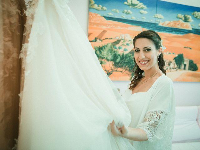 Il matrimonio di Alessio e Ilaria a Caltanissetta, Caltanissetta 18