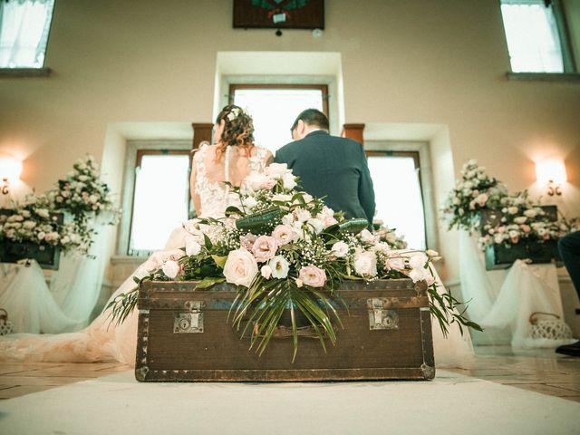 Il matrimonio di Alessio e Ilaria a Caltanissetta, Caltanissetta 47