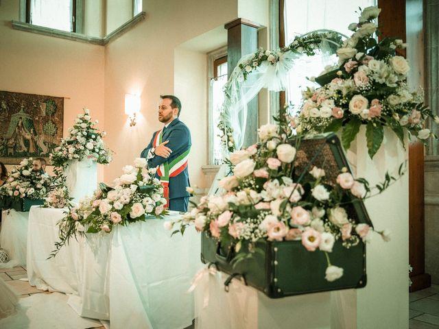 Il matrimonio di Alessio e Ilaria a Caltanissetta, Caltanissetta 48