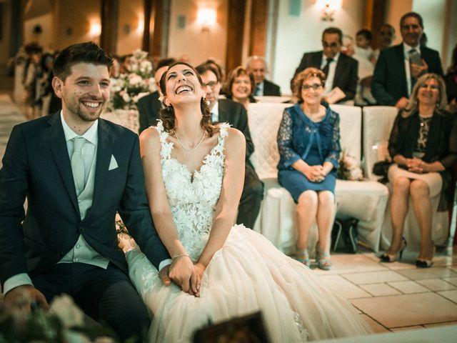 Il matrimonio di Alessio e Ilaria a Caltanissetta, Caltanissetta 55