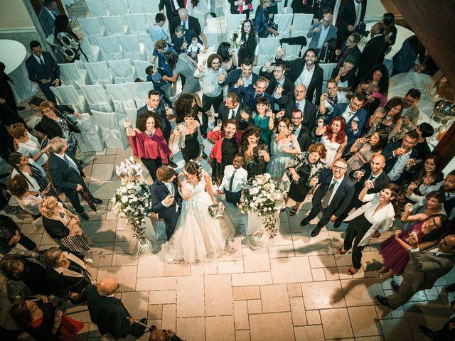 Il matrimonio di Alessio e Ilaria a Caltanissetta, Caltanissetta 65