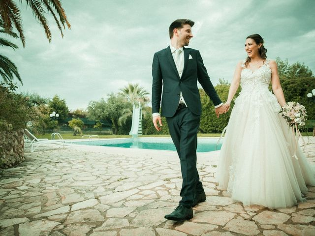 Il matrimonio di Alessio e Ilaria a Caltanissetta, Caltanissetta 73