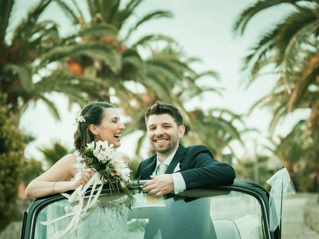 Il matrimonio di Alessio e Ilaria a Caltanissetta, Caltanissetta 76