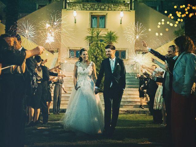 Il matrimonio di Alessio e Ilaria a Caltanissetta, Caltanissetta 85