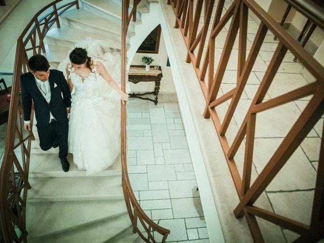 Il matrimonio di Alessio e Ilaria a Caltanissetta, Caltanissetta 91