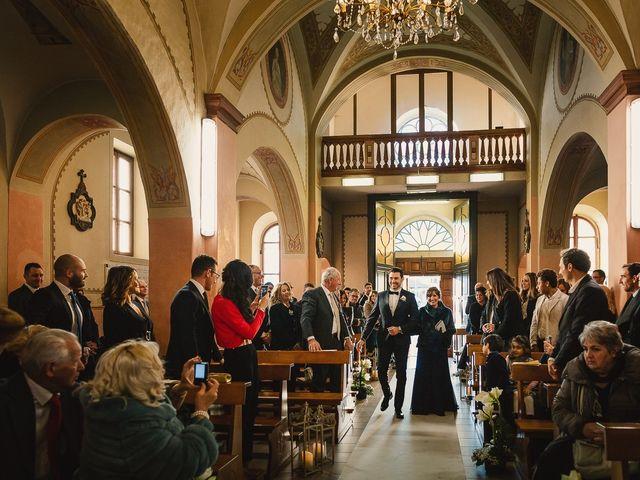 Il matrimonio di Giacomo e Alessia a Vercelli, Vercelli 19