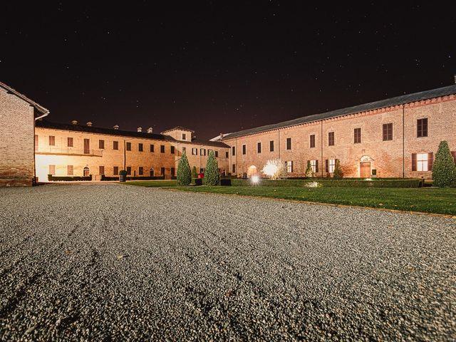 Il matrimonio di Giacomo e Alessia a Vercelli, Vercelli 43