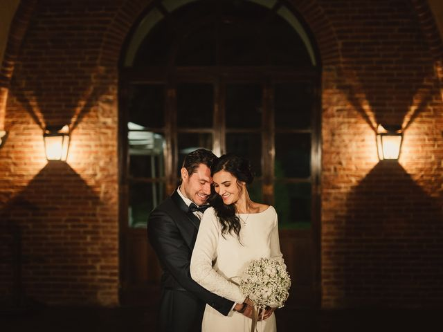 Le nozze di Alessia e Giacomo