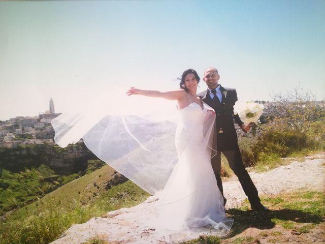 Il matrimonio di Vincenzo e Rossana a Matera, Matera 1
