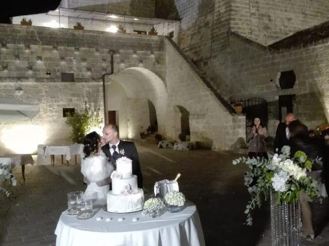 Il matrimonio di Vincenzo e Rossana a Matera, Matera 2